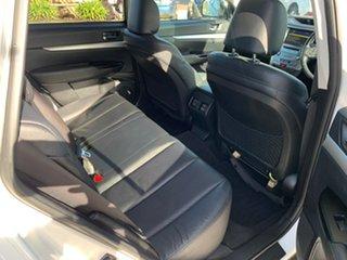 2011 Subaru Outback MY11 2.5I Premium AWD White Continuous Variable Wagon