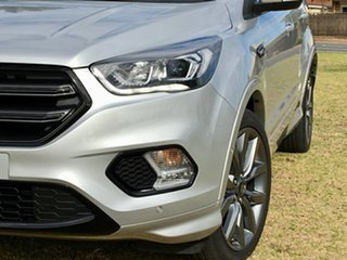2019 Ford Escape ZG 2019.25MY ST-Line Silver 6 Speed Sports Automatic SUV