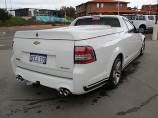 2012 Holden Ute VE II SS White 6 Speed Sports Automatic Utility