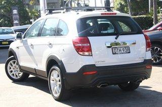 2017 Holden Captiva CG MY16 Active 7 Seater 6 Speed Automatic Wagon.