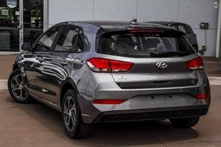 2021 Hyundai i30 PD.V4 MY21 Silver 6 Speed Sports Automatic Hatchback