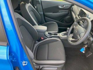 2020 Hyundai Kona Go 2WD Blue Lagoon 6 Speed Sports Automatic Wagon