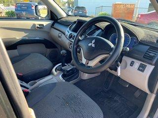 2007 Mitsubishi Triton ML GLX-R (4x4) Black 4 Speed Automatic 4x4 Double Cab Utility