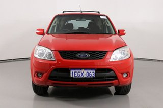 2011 Ford Escape ZD Red 4 Speed Automatic SUV.