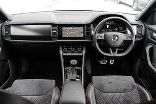 2020 Skoda Kodiaq NS MY20.5 RS DSG Grey 7 Speed Sports Automatic Dual Clutch Wagon.