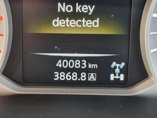 2018 Nissan Navara D23 S3 ST-X Black 6 Speed Manual Utility