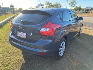 2013 Ford Focus LW MkII Ambiente Grey 5 Speed Manual Hatchback