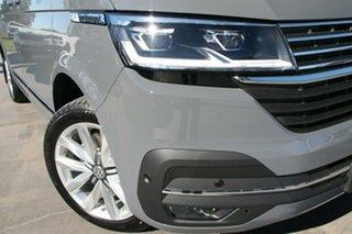 2021 Volkswagen Multivan T6.1 MY21 TDI450 SWB DSG Highline Indium Grey 7 Speed.