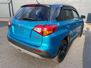 2016 Suzuki Vitara LY S Turbo 2WD Turquoise 6 Speed Sports Automatic Wagon.