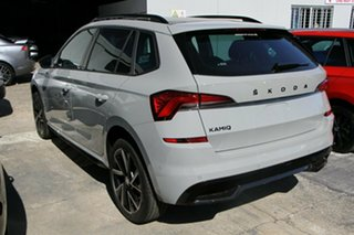 2021 Skoda Kamiq NW MY21 110TSI DSG FWD Monte Carlo Steel Grey 7 Speed Sports Automatic Dual Clutch.