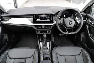 2020 Skoda Scala NW MY21 110TSI DSG Silver 7 Speed Sports Automatic Dual Clutch Hatchback.