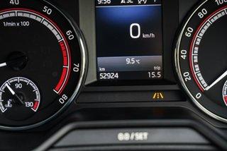 2017 Skoda Octavia NE MY18 RS DSG 245 Black 7 Speed Sports Automatic Dual Clutch Wagon