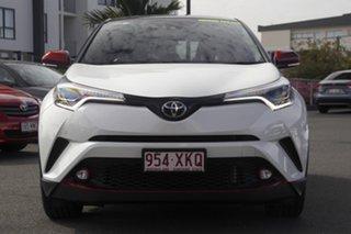 2017 Toyota C-HR NGX10R Koba S-CVT 2WD White 7 Speed Constant Variable Wagon