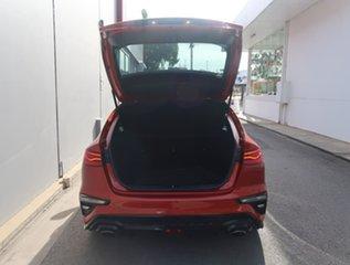 2018 Kia Cerato BD MY19 GT DCT Orange 7 Speed Sports Automatic Dual Clutch Hatchback