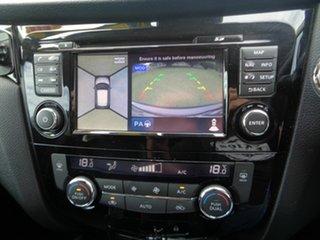 2016 Nissan Qashqai J11 TI Grey 1 Speed Constant Variable Wagon