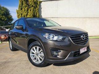 2015 Mazda CX-5 KE1032 Maxx SKYACTIV-Drive AWD Sport Titanium Flash 6 Speed Sports Automatic Wagon.