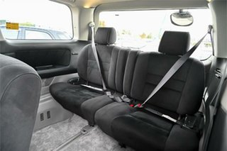 2008 Toyota Alphard ANH10W AS Grey 4 Speed Automatic Van