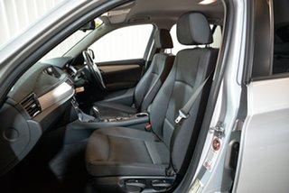 2014 BMW X1 E84 MY0314 sDrive18d Silver 8 Speed Sports Automatic Wagon