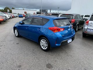 2012 Toyota Corolla ZRE182R Ascent Blue 7 Speed CVT Auto Sequential Hatchback