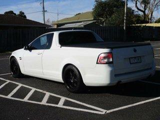2013 Holden Ute VE II Omega White Automatic Utility.