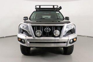 2013 Toyota Landcruiser Prado KDJ150R MY14 GXL (4x4) Black 5 Speed Sequential Auto Wagon.