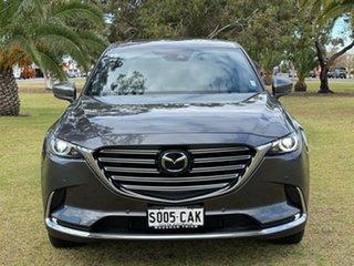 2019 Mazda CX-9 TC Azami SKYACTIV-Drive Machine Grey 6 Speed Sports Automatic Wagon.