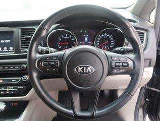 2018 Kia Carnival YP MY19 SLi Grey 8 Speed Sports Automatic Wagon