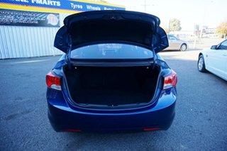 2012 Hyundai Elantra MD Active Santorini Blue 6 Speed Sports Automatic Sedan