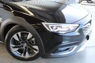 2017 Holden Calais ZB MY18 V Tourer AWD Black 9 Speed Sports Automatic Wagon.