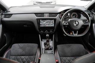2017 Skoda Octavia NE MY18 RS DSG 245 Black 7 Speed Sports Automatic Dual Clutch Wagon.