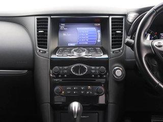 2016 Infiniti QX70 3.7 S Design White 7 Speed Automatic Wagon