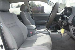 2011 Toyota Hilux KUN26R MY10 SR5 White 4 Speed Automatic Utility