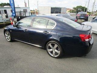 2005 Lexus GS UZS190R GS430 Sports Luxury Blue 6 Speed Sports Automatic Sedan.