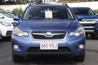 2015 Subaru XV G4X MY14 2.0i-S Lineartronic AWD Blue 6 Speed Constant Variable Wagon.