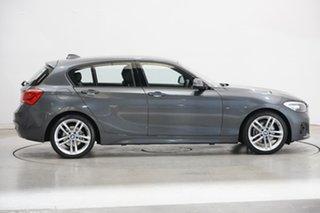 2016 BMW 1 Series F20 LCI 120i Steptronic M Sport Grey 8 Speed Sports Automatic Hatchback