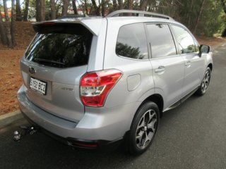 2014 Subaru Forester S4 MY14 2.5i-S Lineartronic AWD Silver 6 Speed Constant Variable Wagon.