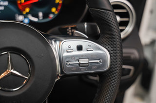 2020 Mercedes-Benz GLC-Class X253 800+050MY GLC200 9G-Tronic Polar White 9 Speed Sports Automatic