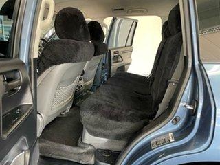 2011 Toyota Landcruiser VDJ200R MY10 GXL Blue 6 Speed Sports Automatic Wagon