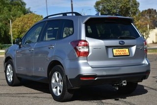 2015 Subaru Forester S4 MY15 2.0D-L CVT AWD Silver 7 Speed Constant Variable Wagon