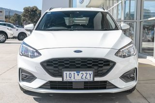2019 Ford Focus SA 2019.75MY ST-Line White 8 Speed Automatic Wagon