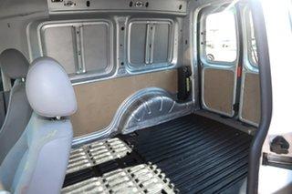 2007 Volkswagen Caddy 2KN SWB Silver 5 Speed Manual Van