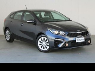 2018 Kia Cerato BD MY19 S Safety Pack Grey 6 Speed Automatic Hatchback.