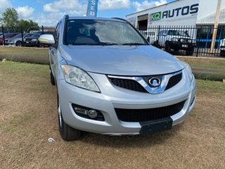2011 Great Wall X240 CC6460KY Silver 5 Speed Manual Wagon.
