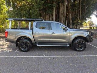 2018 Nissan Navara D23 S3 ST Grey 7 Speed Sports Automatic Utility.