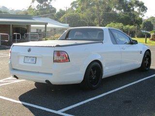 2013 Holden Ute VE II Omega White Automatic Utility