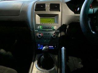 2003 Ford Falcon BA XL Ute Super Cab Blue 5 Speed Manual Utility