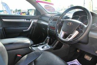 2011 Kia Sorento XM MY11 Platinum (4x4) White 6 Speed Automatic Wagon