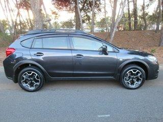 2013 Subaru XV G4X MY13 2.0i Lineartronic AWD Grey 6 Speed Constant Variable Wagon.