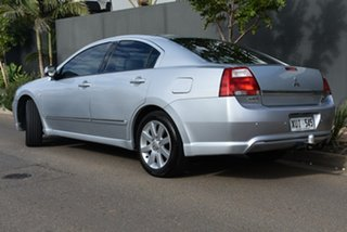 2007 Mitsubishi 380 DB Series III GTL Silver 5 Speed Sports Automatic Sedan.