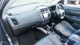 2013 Mitsubishi ASX XB MY13 Aspire Grey 6 Speed Manual Wagon